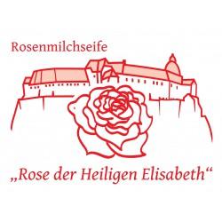 """Rosenmilchseife """"Rose der Heiligen Elisabeth"""""""